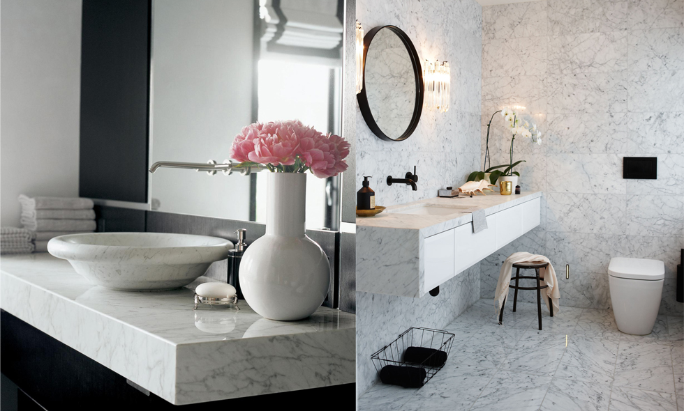 6 enkla knep som förnyar ditt badrum utan att du behöver renovera ...
