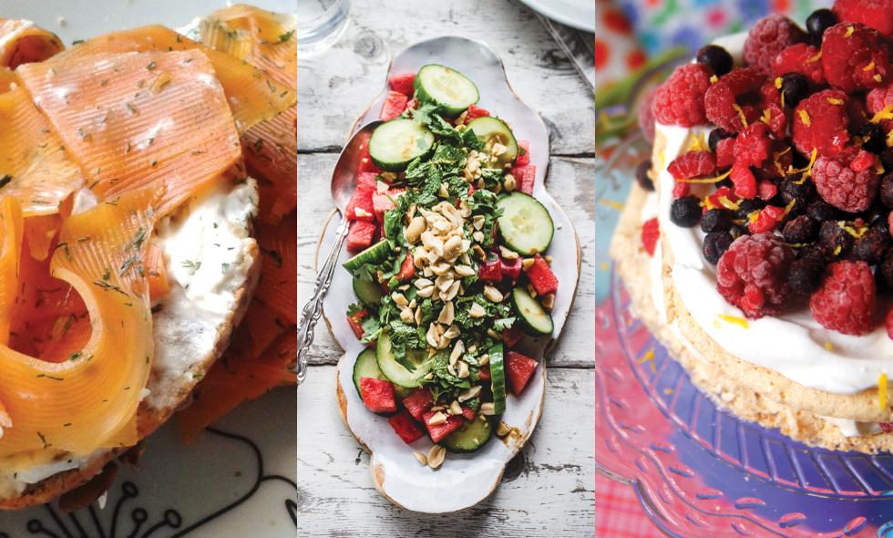 11 goda veganska recept till midsommar