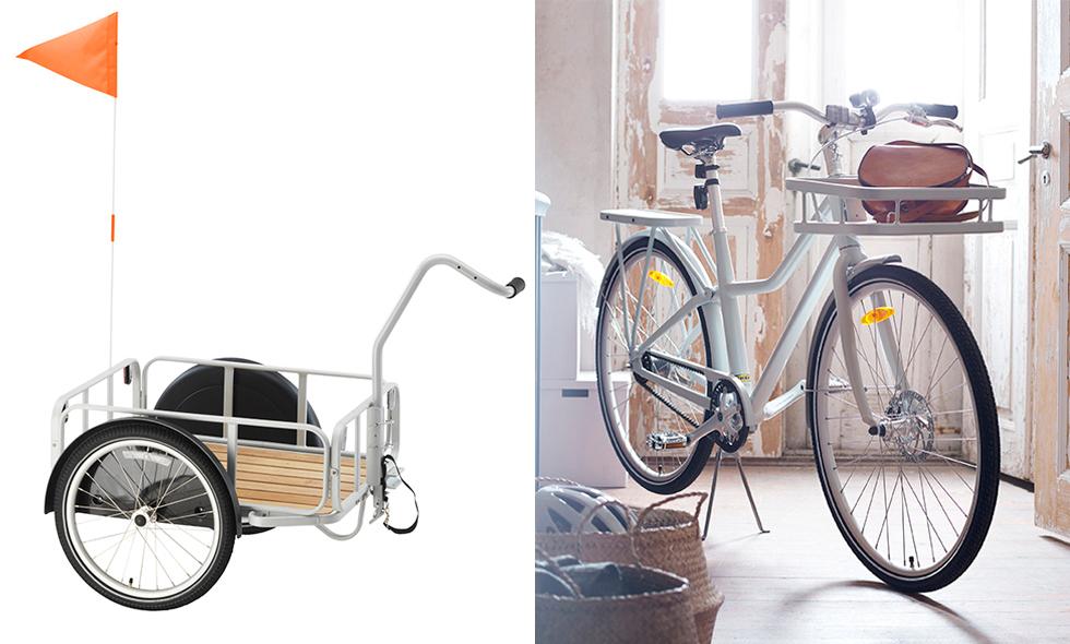 Ikea lanserar cykel för miljömedvetna stadsbor med en rad tillbehör