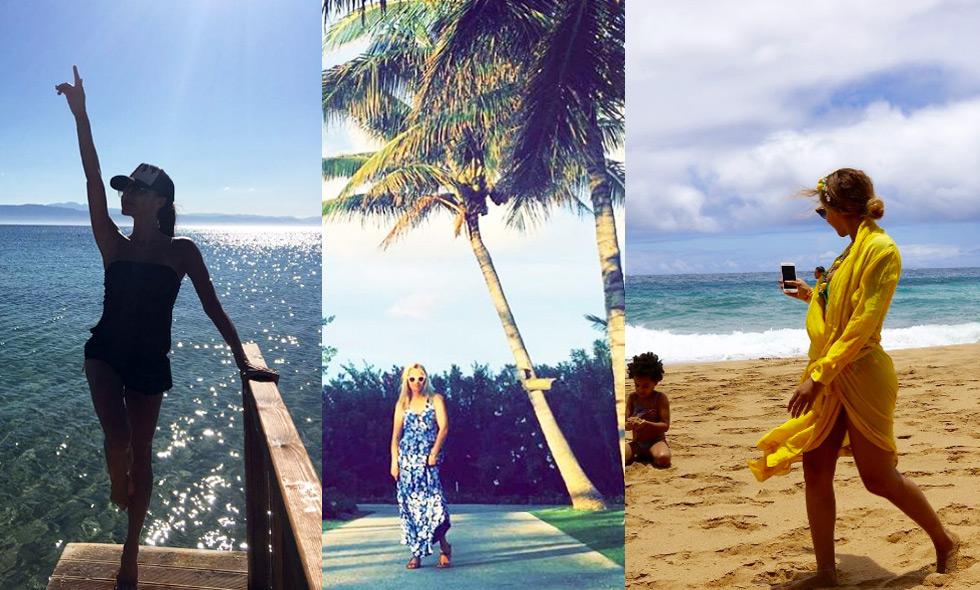 Semester-inspiration! 12 kändisar du måste följa på instagram i sommar