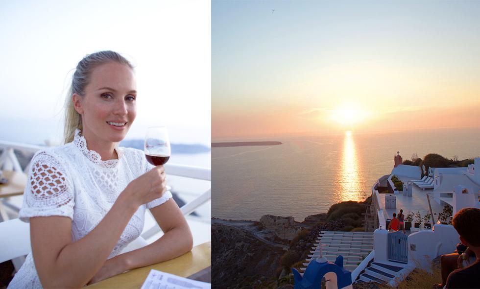 Reseguide: Detta får du inte missa på Santorini
