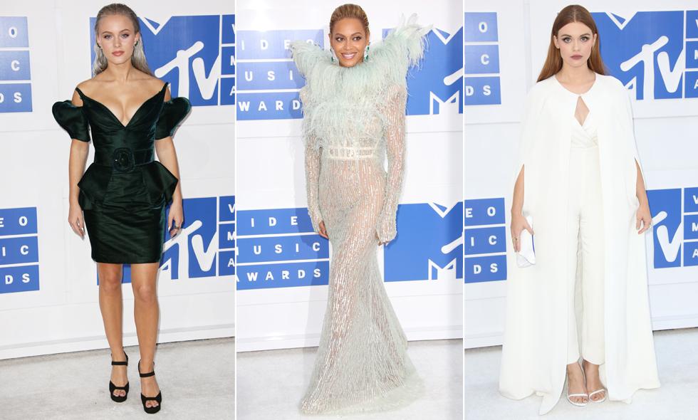 De 11 bäst klädda på MTV Video Music Awards 2016