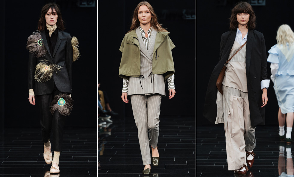 Whyred woman SS17 – Fashion Week Stockholm 2016