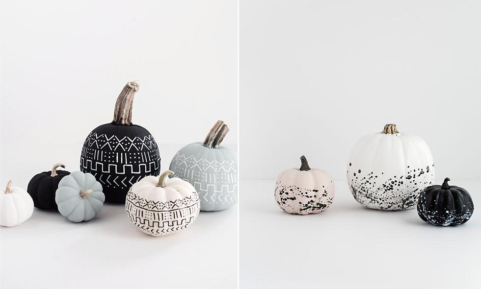16 stilrena pumpor att inspireras av till Halloween 2016