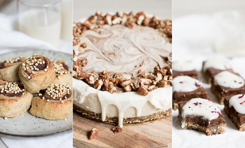 raw food tårta recept