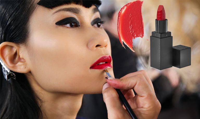 Röda läppar – Pamela Bellafesta listar de 8 bästa produkterna