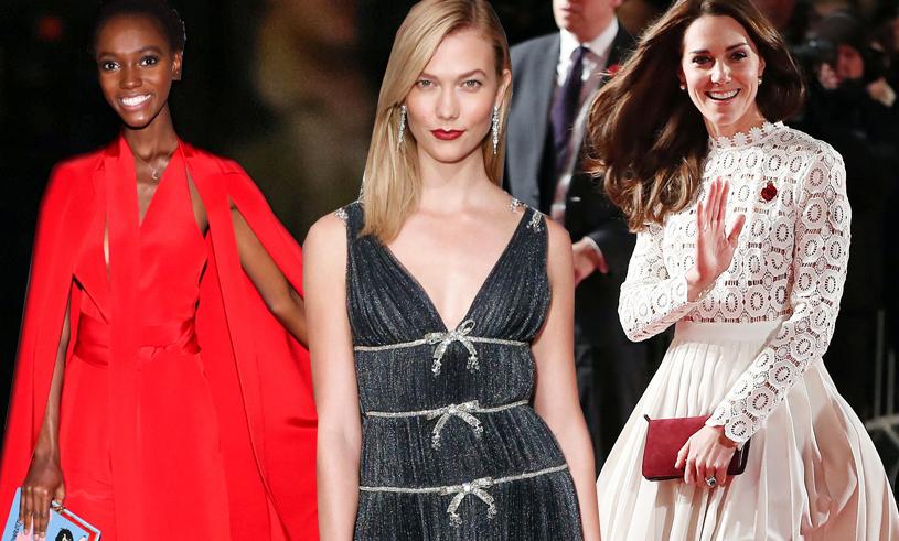 Kändisspaning! 10 vackraste klänningarna på röda mattan