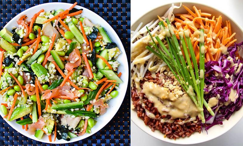 Buddha bowls: 5 recept på nyttiga matlådor för hela veckan