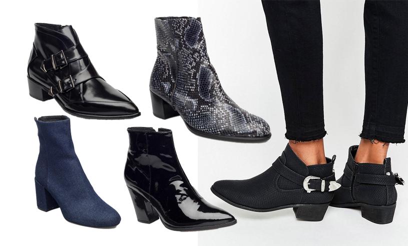 Möt våren i 14 stilsäkra boots som klarar snö och slask