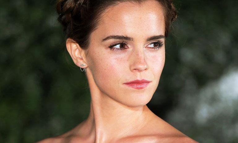 Här är skönhetsprodukterna Emma Watson inte kan vara utan