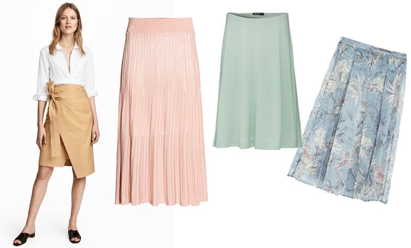 Kjolen är sommarens viktigaste plagg – 13 modeller i butik just nu
