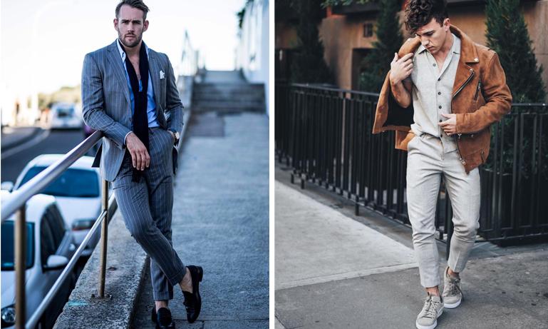 Här är de 3 mest inspirerande herrmodebloggarna på Instagram