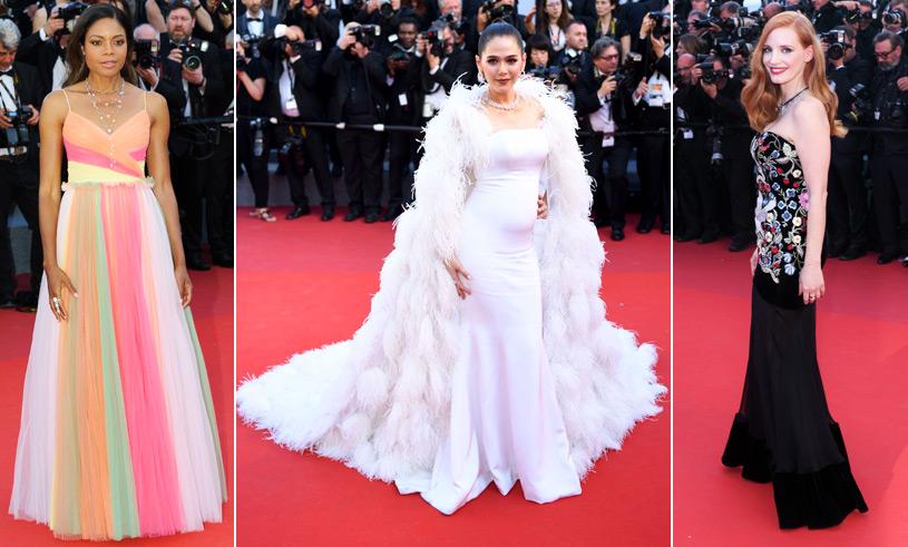Cannes filmfestival 2017 – de 12 vackraste klänningarna från öppningsceremonin