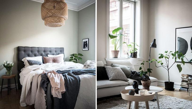 Stilsäkra tvåan i Göteborg är det finaste hem vi sett på länge
