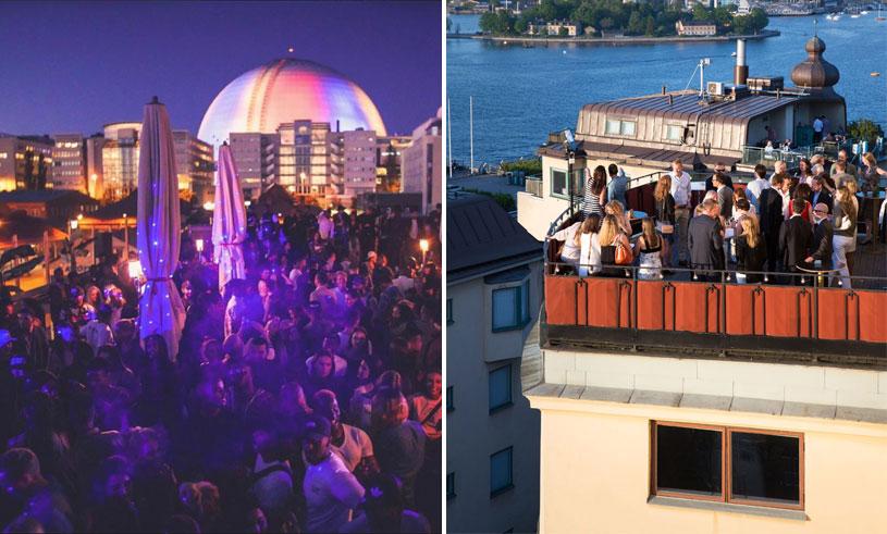 Dansa under bar himmel i sommar – Stockholms 6 bästa sommarklubbar