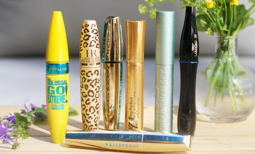 Bäst i test: Metro Mode testar och utser sommarens bästa vattenfasta mascara