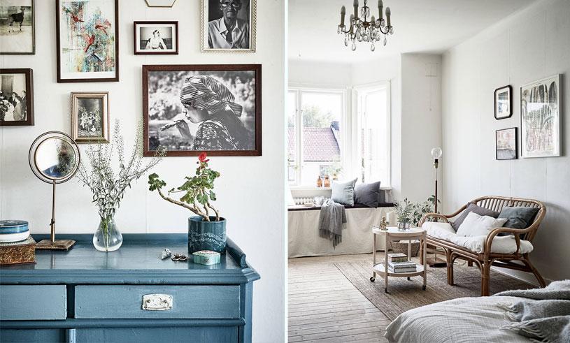 Inspireras av pärlan som är Göteborgs charmigaste lilla etta
