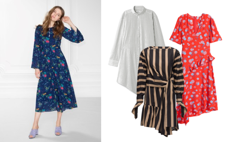 Mönstrade klänningar – 15 favoriter i butik nu