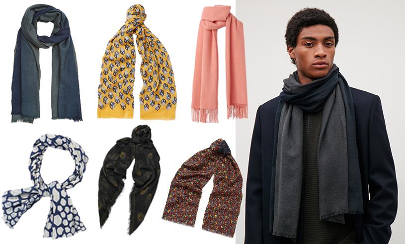 Till vardag eller fest: 11 snygga scarfs som höjer din outfit