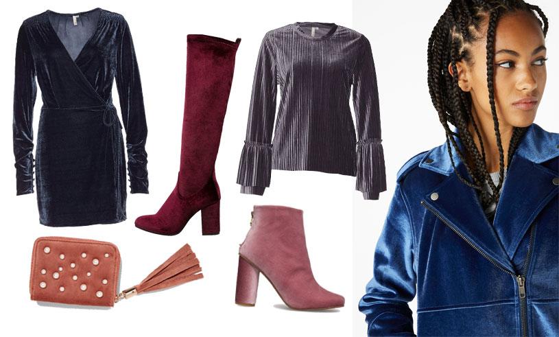 10 stilsäkra köp i höstens härligaste och lyxigaste material – sammet!