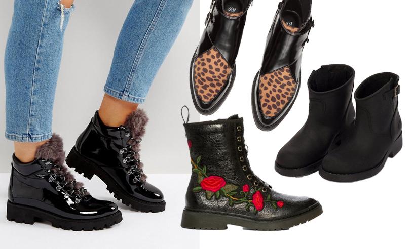 Höj modegraden i vinter med ett par varma och stilsäkra kängor eller boots