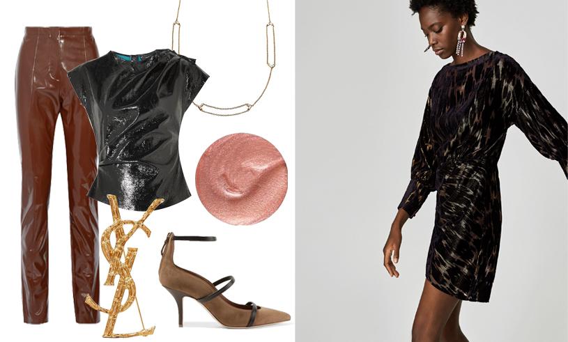 Festsäsongen är här! Se modechefen Pamelas favoriter i butik.